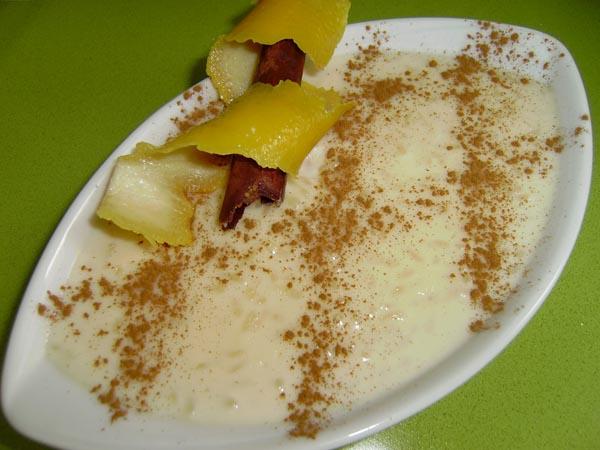 Receta de arroz con leche en olla express - Judias pintas con arroz olla express ...